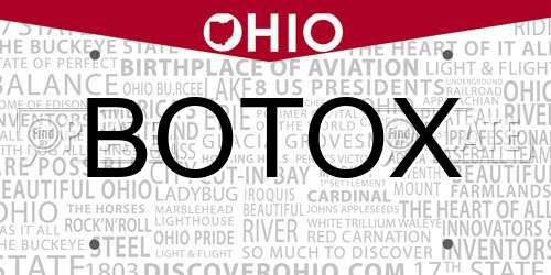 Reports For Plate Number BOTOX In Ohio, United States
