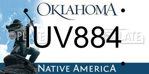 Reports For Plate Number IUV884 In Oklahoma, United States