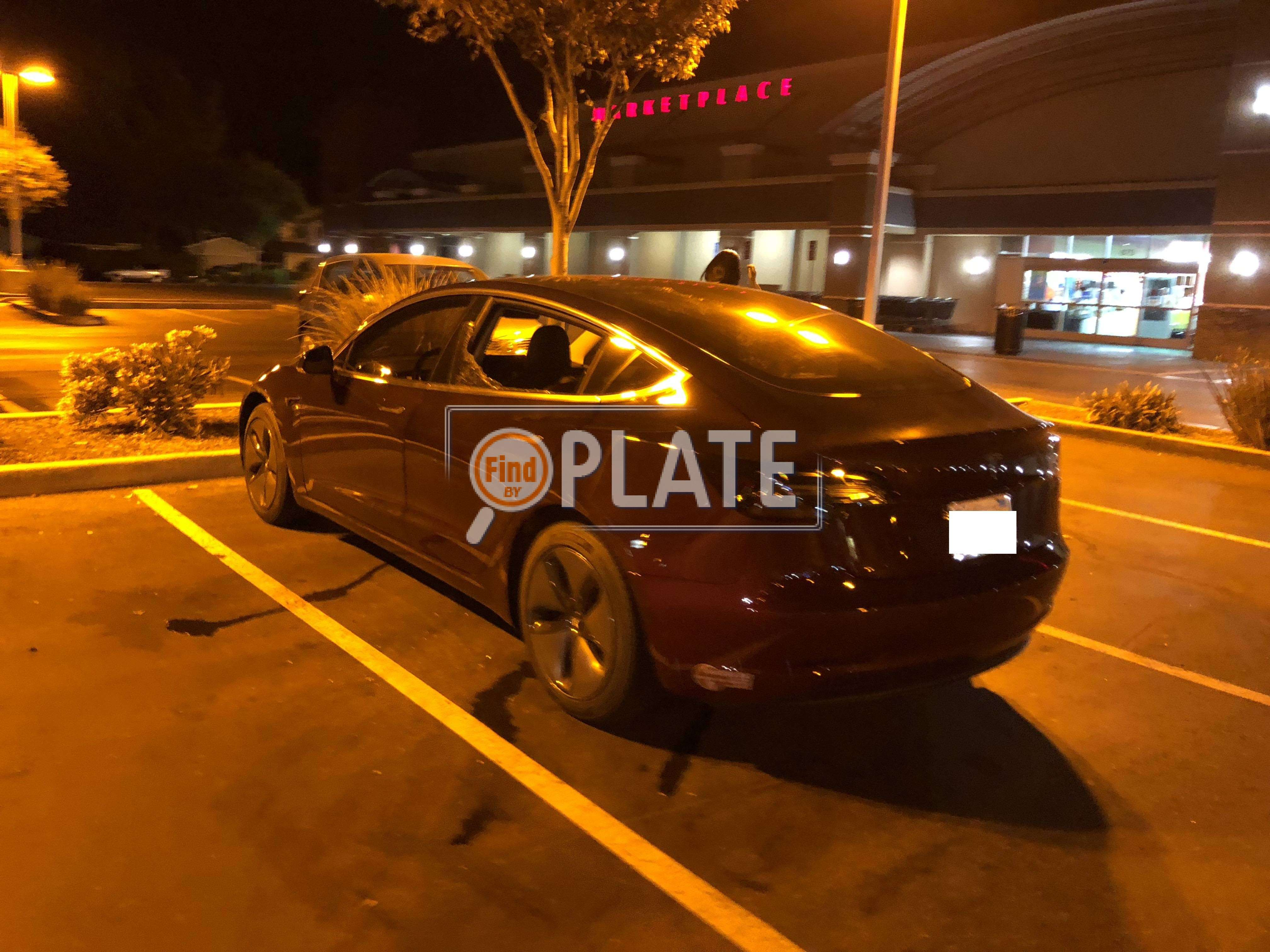 Reports For Plate Number 6WOM456 In California, United States